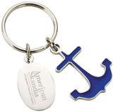 Custom металлической цепочке для ключей в подарок для продвижения (КД-001)