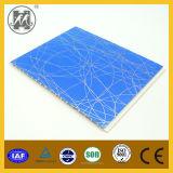 Conseil de plafond d'estampage à chaud en PVC