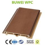 Изготовление панели Co-Extrusion Китая деревянное пластичное составное декоративное