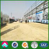 Almacén de la estructura de acero del bajo costo con alta calidad