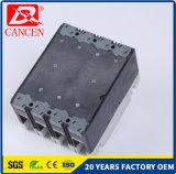 Corta-circuito moldeado eléctrico 100-800A del caso de RCCB MCCB MCB