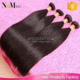 Negócios do pacote do cabelo de Maylasian do Virgin o cabelo humano barato reto reto de 4 empacota pacotes malaios do cabelo reto