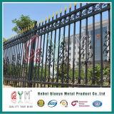 Cerca residencial de la autógena del piquete de la alta calidad de la cerca del hierro