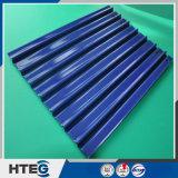 Échangeur de chaleur d'optimisation de performance Panier en tôle ondulée pour l'aphte rotatif