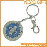 Gancio promozionale della borsa di Matel dei regali con Keychain/catena chiave (YB-h-010)