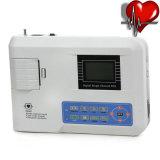 L'OIN de la CE de la machine EKG-901-2 de l'électrocardiographe ECG de Digitals 1-Channel marquent - Javier