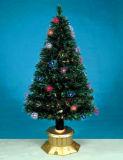 Nieuw Product voor Kerstboom 180cm van de Decoratie van Kerstmis van 2017 met de Vezel Opitc van Veelkleurige LEIDENE Topper van de Diamant
