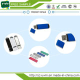 Disco 2017 colorido do USB do plástico 8GB do OEM para o presente relativo à promoção