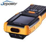 3.5インチのバーコードScanner/GPSを持つ携帯用WindowsのセリウムRFIDの読取装置