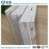 Установите противоскользящие ядра из твердых пород древесины пленки, с которыми сталкиваются фанеры с Carb сертификат