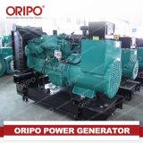 水によって冷却される電源エンジンの開いたタイプディーゼル発電機セット