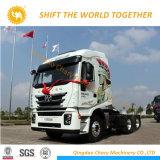 Hongyan Genlyon 6X4 40ton camión tractor