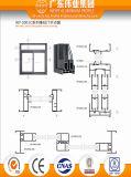 Dali fabricant de l'exportation pour l'intérieur de porte en aluminium