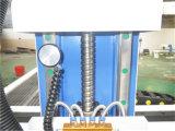 2つのヘッド機械を切り分ける木製CNCのルーターの彫版