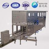 Línea de relleno automática del agua de botella de 5 galones
