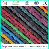 Überzogenes Textilgewebe des heißen Verkaufs-Entwurfs-kationischen Polyurethan-600d für Beutel-Sofa
