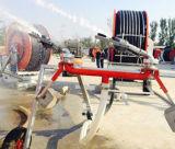 Schlauch-Bandspule-Bewässerung-Sprenger