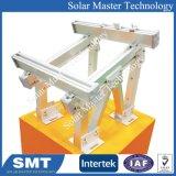 Toit plat la structure de support de panneau solaire Système solaire galerie de toit