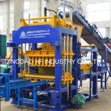Цена бетонных плит Индии оборудования прессформы низкого давления Qt5-15 облегченное
