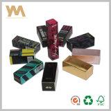 Lápiz labial personalizado Caja de papel, lápiz de labios Embalaje