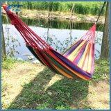 Hammock di campeggio dei paracadute di nylon esterni di corsa 2017 con la rete di zanzara