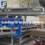 Panneau de bord de papier gris noir automatique faisant la machine à partir de l'usine chinoise de machines