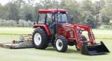 Usine d'entraîneur de la ferme 82HP, 4WD chaude de vente avec des conformités de la CE et d'OCDE