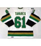 Personalizzare il pullover del hokey del John Tavares di Glover della Jersey Jason dei cavalieri di Ohl Londra