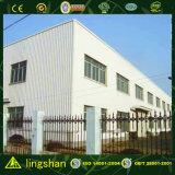 Prefabricados de acero de alta resistencia panel sándwich de almacén