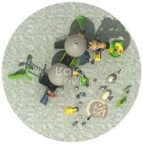 Kaiqi klassisches altes Dinosaurier-Spielplatz-Gerät der Stamm-Serien-Kq60002A
