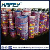 Mangueira flexível de alta pressão da borracha do ar da qualidade quente da venda