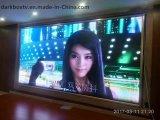 Couleur Intérieure P10 afficheur LED du panneau de panneaux publicitaires