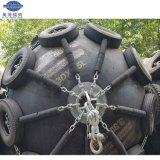 Guardabarros de goma de neumáticos para camiones cisterna y buques de carga a granel