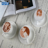 2017-2018 Nieuwe Commerciële DIY Koffie, de Machine van de Printer van het Schuim van de Melk Latte