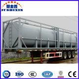 中国Hf/Hydrofludric酸のHci 32%/CausticのソーダNaoh 32%/Nacl/Nacloによって使用されるISOタンク容器