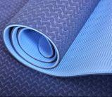 Ecológica de larga duración TPE Pilates Yoga Mat alfombrilla de goma