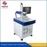 Het Ontwerp van de Desktop en Flexibele Laser die Machine voor Ss de Gravure van het Koper merken