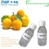 熱い販売Pg/VgはE液体のための高品質によって集中されたフルーツの杏子の味を基づかせていた