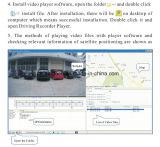 2018 de Privé 2.7  Volledige VideoNok van het Streepje van de Auto HD 1080P met 5.0mega Sony Imx Exmor 323 Digitale Videorecorder, GPS Volgend Registreertoestel dvr-2708 van de Camera