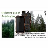 De nieuwe OEM 4G 2RAM+16ROM Dubbele Mobiele Hoge Macht van Telefoon 2 SIM Stofdicht Bestand Water, Mobiele Telefoon van de Cel van de Telefoon van de Manier van het Bewijs van de Schok de Militaire Slimme