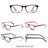 De Optische Frames Eyewear van de Acetaat van de Ontwerper van Italië (FXA1430)