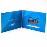 Biglietto da visita sano dell'affissione a cristalli liquidi del giocatore di nuovi di arrivo del documento della cartolina del USB media di multimedia