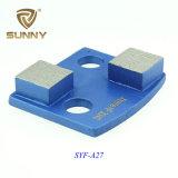 Disco di molatura concreto del diamante del doppio trapezio quadrato Syf-A27