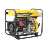 220V/380V générateur portable 5000W générateur diesel pour la vente