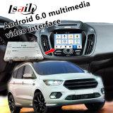 La navigation GPS de voiture plug and play Android pour Interface multimédia pour Ford Kuga