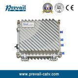 CATV Fttc FTTB 1GHzの屋外の光レシーバノードWr1004djl