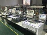 1 1 단 하나 헤드는 자수 기계 Swf 중국 좋은 품질 Sequin 자수 기계 직물 자수 기계 편평한 자수 기계를 전산화했다