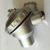 Hoofd het van uitstekende kwaliteit van de Doos van de Aansluting van het Thermokoppel van Kne van het Aluminium