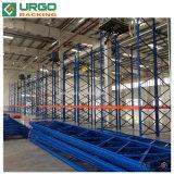 Entrepôt de stockage de palettes en acier Industriel Rayonnage en rack