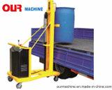 280kg contrabalançar o Tambor de Alimentação elevador eléctrico do tipo de contrapeso Empilhador do tambor sem perna de apoio dianteiro DT280